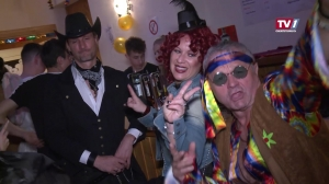 Turnermaskenball am Faschingssamstag in Braunau