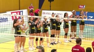 Volleyball auf höchstem Niveau