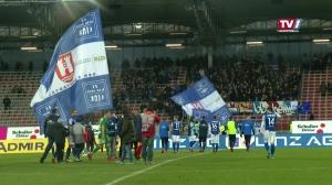 FB: 2. Liga: FC Blau Weiss Linz - Grazer AK 1902