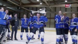 Eishockey: Spiel Nr. 3 EC Wels – Linzer Oldies