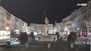 Die Lichter der Stadt in der Weberzeile!