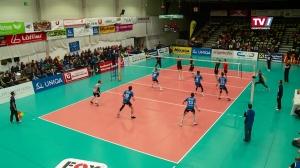 Amstetten keine Chance gelassen: UVC Ried zieht ins Halbfinale ein