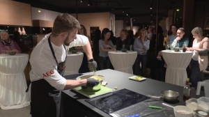 Kochen im neuen Möbelhaus Fellner