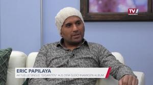 Eric Papilaya - ein Songcontest Mulititalent