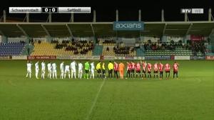 FB: Spiel der Runde: BTV-Landesliga West: SC Schwanenstadt08 -  ATSV Sattledt