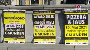 Gmunden Rockt 2020 - abgesagt, oder besser aufgeschoben...