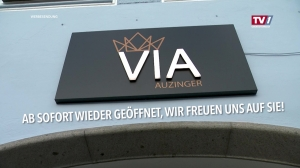 Wieder geöffnet: VIA Auzinger in Schärding