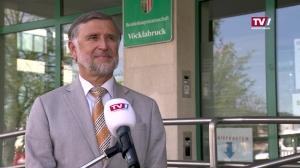 Martin Gschwandter übergibt an Johannes Beer