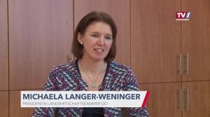 Michaela Langer-Weninger über die Herausforderungen der Landwirtschaft nach Covid...