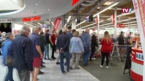 Die Shoppingcenter eröffnen wieder - ein Lokalaugenschein im SEP und in der VARENA