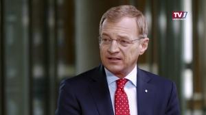 Interview Landeshauptmann Thomas Stelzer