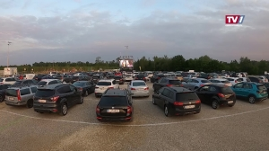 Erstes Autokino in Oberösterreich!