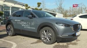 Der neue MAZDA CX30 als Alleskönner