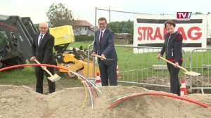 Bezirksbesuch von Wirtschaftslandesrat Markus Achleitner