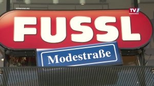 Sommermode bei Fussl in Ried