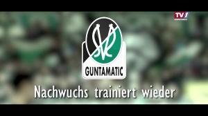 Nachwuchsabteilung der SV Ried darf wieder trainieren!