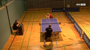 Tischtennis: SPG Ebensee – TTC Guntramsdorf