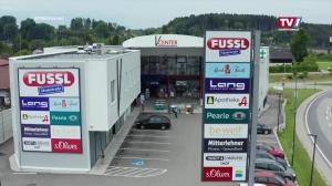 V - Center in Vorchdorf - Shoppingerlebnis und Fitness unter einem Dach