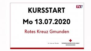 Sani beim Roten Kreuz!
