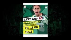 Live auf TV1!