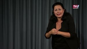 Nadja Maleh - Erstes Kabarett in OÖ nach dem Lockdown