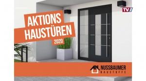 Baustoffe Nussbaumer - Türen, Fliegengitter & Markisen