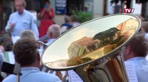 Platzkonzert der Stadtmusik Vöcklabruck