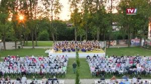 1. Innviertler Trachtenkapelle live im Schlosspark Wildenau
