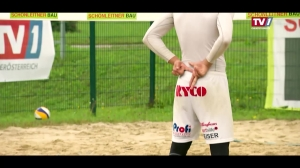Austrian Beach Pro Tour in Unterach