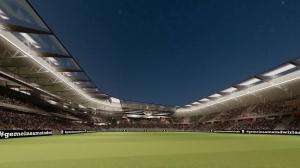 Präsentation LASK Stadion