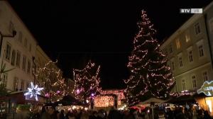 Zauberhafter Weihnachtstraum – Vöcklabrucker Christkindlmarkt  öffnet seine Pforten