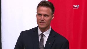 Amtseinführung Bezirkshauptmann Dr. Johannes Beer