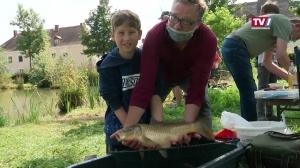 Der SAC Mattig Braunau angelt Nachwuchsfischer.