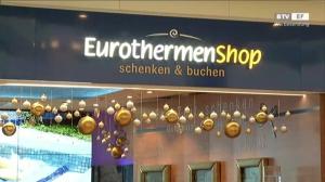 Wellness meets PlusCity – im neuen Eurothermen Shop