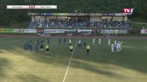 FB: OÖ-Landescup: SV Gmundner Milch vs. SV Bad Ischl