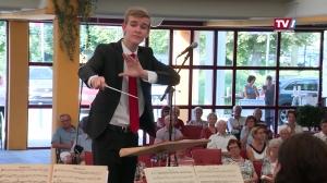 Matthias Achleitner dirigiert erstmals Kurorchester