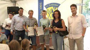 Tennis: TC Gmunden Stadtmeisterschaften
