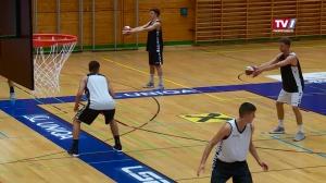 Trainingsauftakt Swans Gmunden