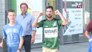 Die SV Guntamatic Ried ist zurück in der 1. Bundesliga
