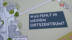 Neukirchen an der Vöckla mit dem Masterplan für den Ortskern