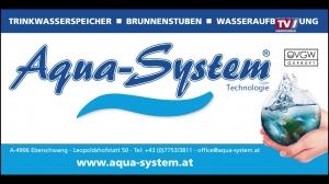 Aqua System - Zwei Trinkwasserspeicher für Altheim