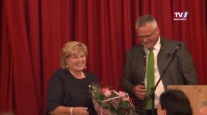 Franz Zeilinger verabschiedet sich als Bürgermeister.