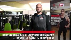 Delta Sportpark - Fitnesstipp