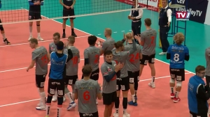 Der UVC Weberzeile Ried im CEV Volleyball Challenge Cup