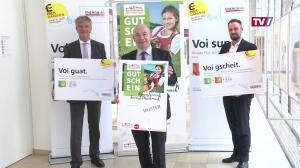 Energie AG OÖ und Genussland OÖ kooperieren und stärken gemeinsam Regionalität.