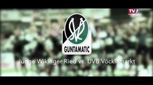 Junge Wikinger Ried vs. UVB Vöcklamarkt