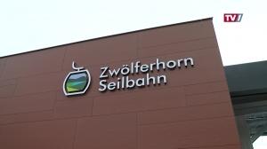 Planmäßige Fertigstellung der neuen Zwölferhornseilbahn