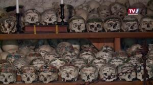 Allerheiligen auf dem Hallstätter Friedhof