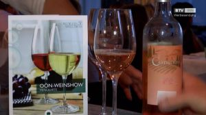 Weinshow der OÖNachrichten in Geinberg