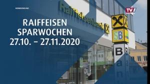 Weltspartag 2020 - Raiffeisenbank Region Vöcklabruck
